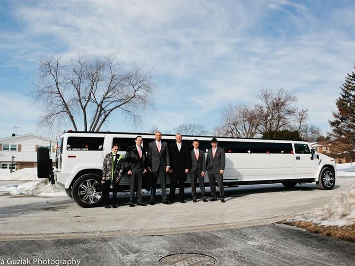 Tmx 1418065755705 1483104661282453907785769349395n Chicago wedding transportation