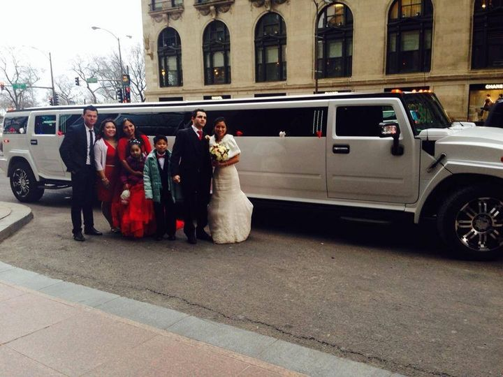 Tmx 1418065764664 19202176599778573715781849398088n Chicago wedding transportation