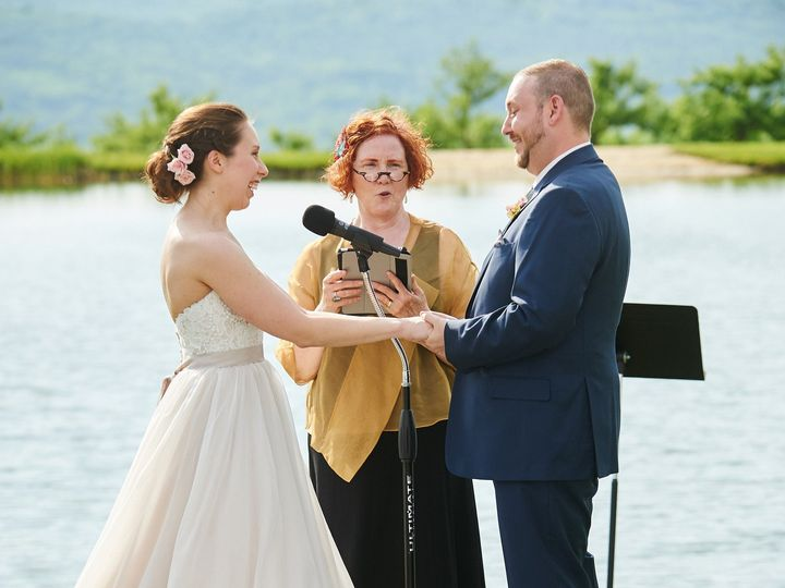 Tmx 1472854737681 Sam  Evan  Lake Nashua, NH wedding officiant
