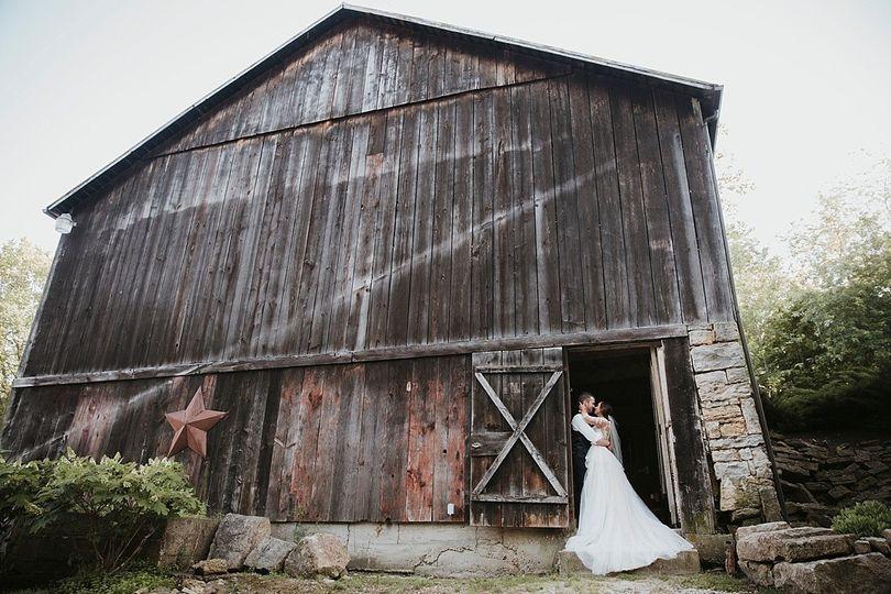 Rustic Wedding Barn