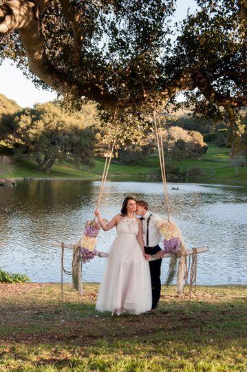 Quail Lodge Wedding