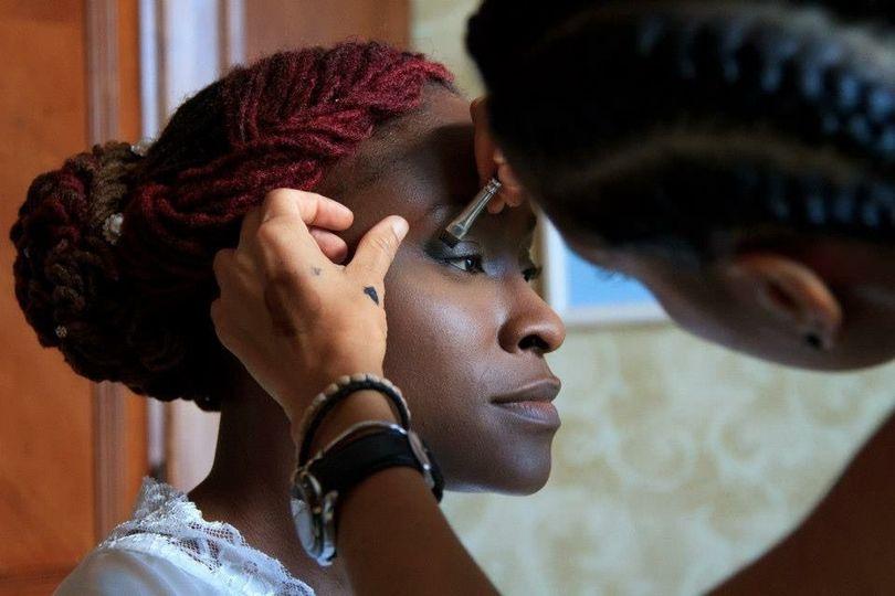 Loni Jones Makeup