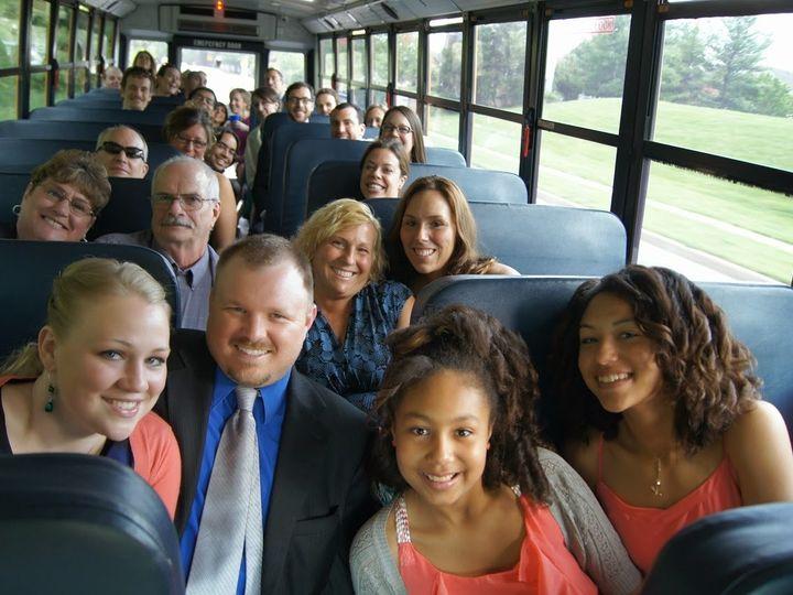 Tmx 1404991581189 Wedding Shuttle Bus Picture Halethorpe wedding transportation