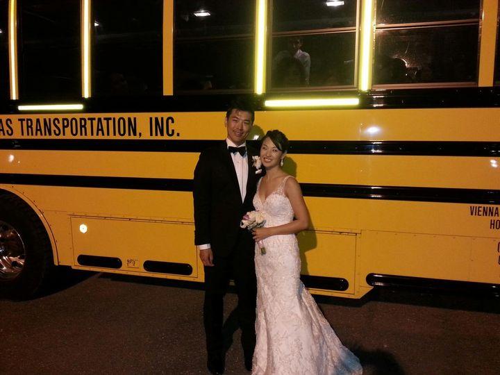 Tmx 1405026868955 Wedding Bus 1 Halethorpe wedding transportation