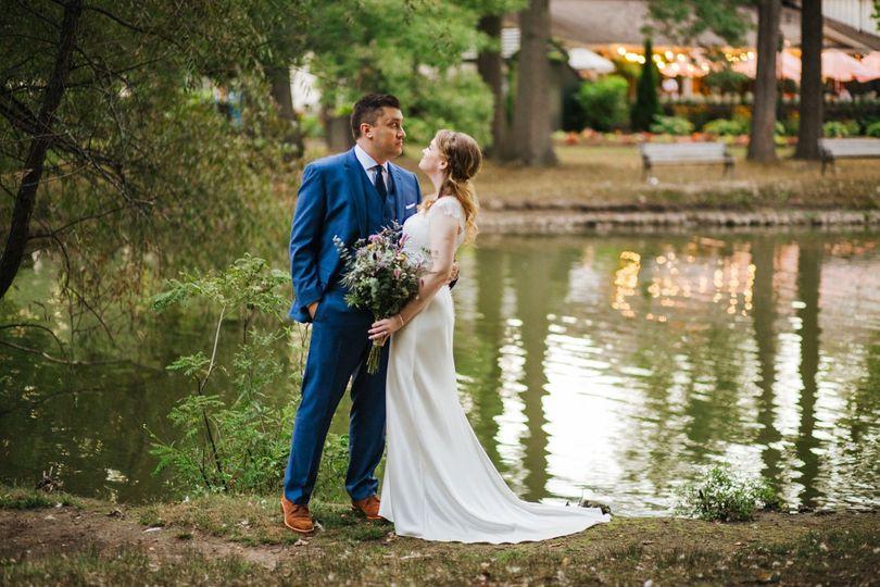 Pond House Weddings