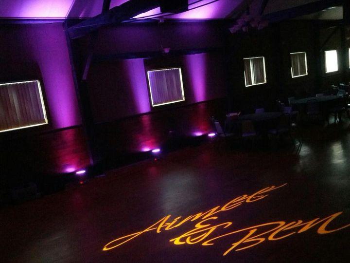 Ballroom area