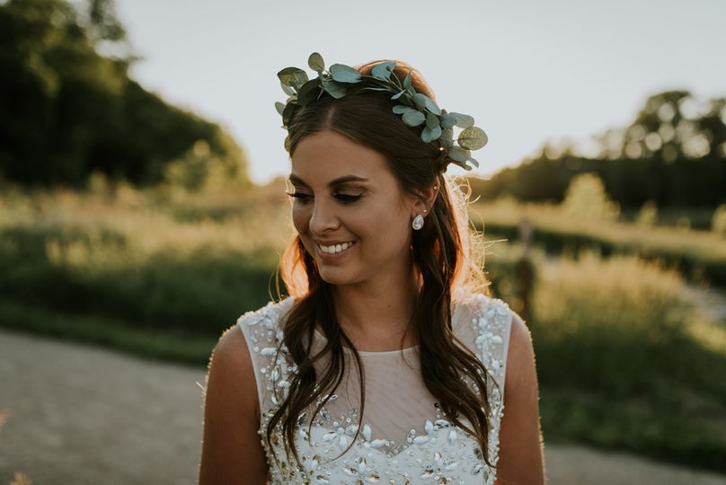 wedding photography outdoor bride4