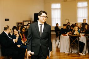 Savio Wedding Officiant