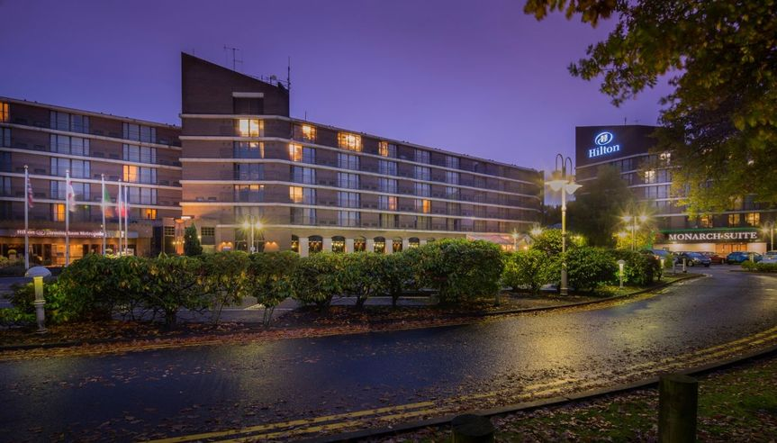 3fd3456b367f09f4 Hilton Birmingham Metropole Airport Hotel