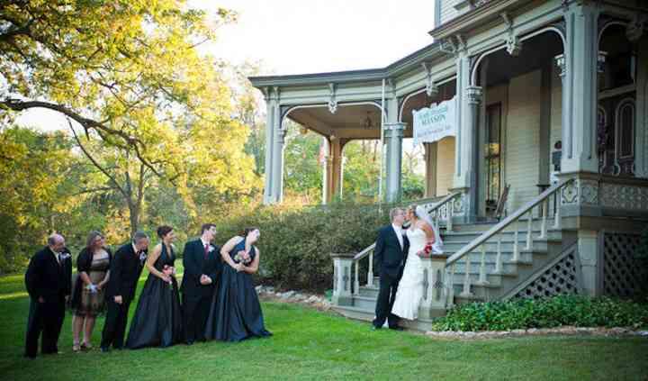 Garth Woodside Mansion
