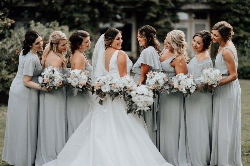 Alderbrook Bridesmaids
