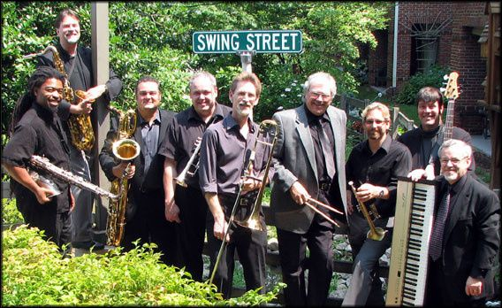 Tmx 1392655695976 Swingstreetband Fron Southern Pines wedding band