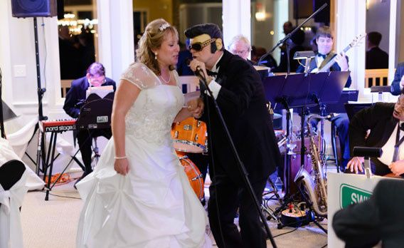 Tmx 1392655745963 Elvis And Brid Southern Pines wedding band