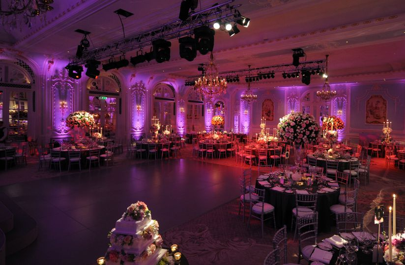 Reception setting