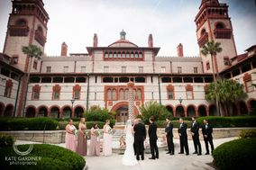 Ponce de Leon Weddings and Special Events at Flagler College