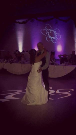 the linly wedding1