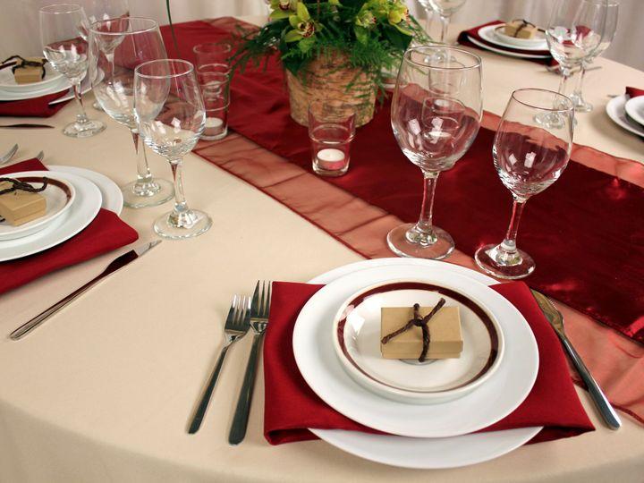 Tmx 1374086513345 Burgundy Wedding Inspiration Portland wedding rental