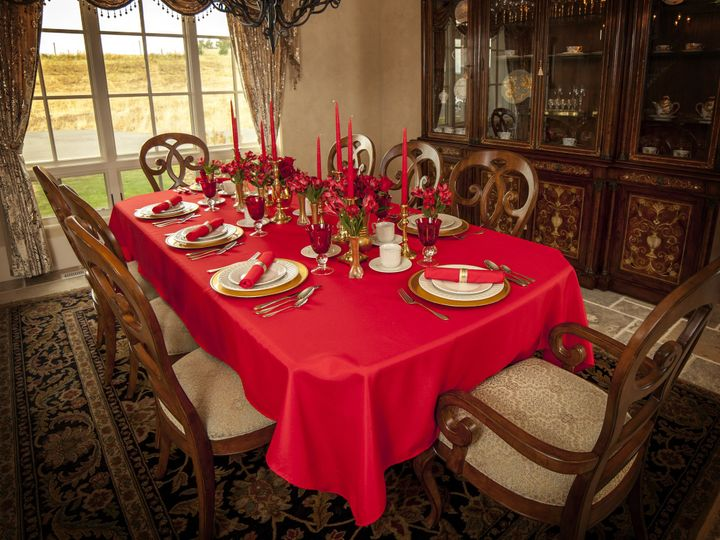 Tmx 1377900610573 Luxurious Red Home Decor Scene Portland wedding rental