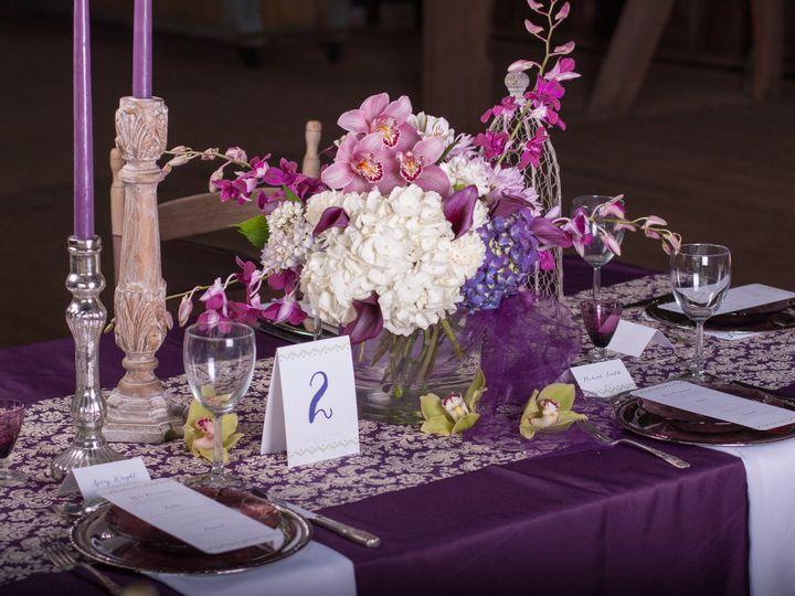 Tmx 1386790311392 Eggplant Wedding Tablescape  Portland wedding rental