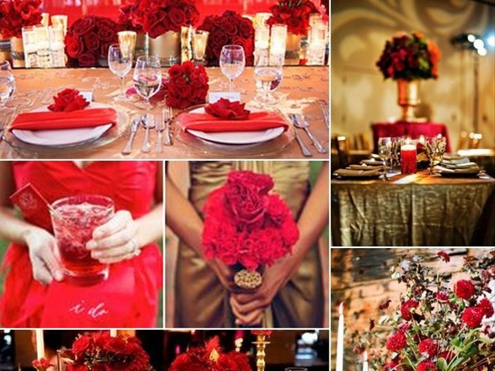 Tmx 1386792910454 Red And Gold Inspiration Board  Portland wedding rental