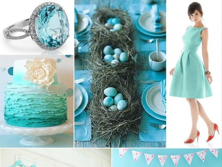 Tmx 1386793220593 Turquoise White And Silver Inspiration Board  Portland wedding rental