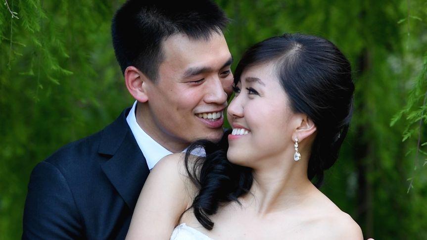 lisa and david ww smile