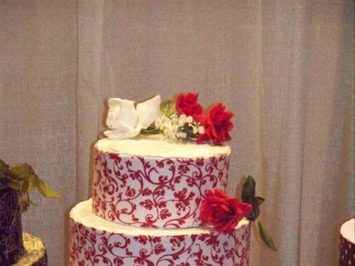 Tmx 1233788478779 Twinrivers007 Brimfield wedding cake