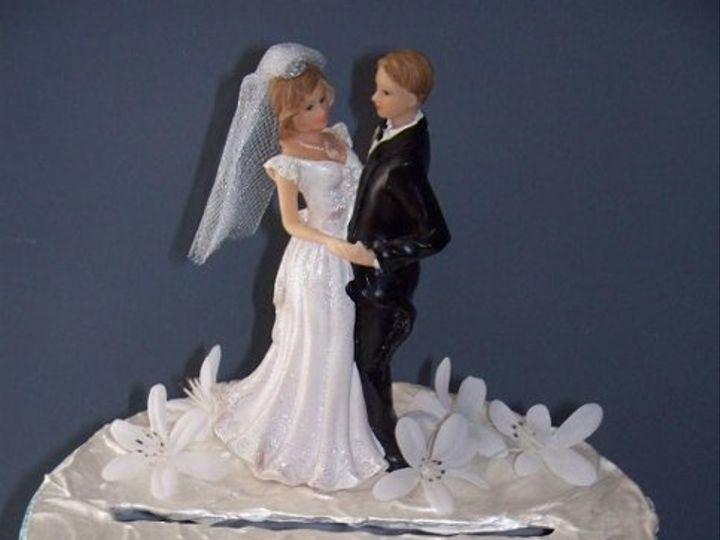 Tmx 1236880461707 Aquacake015 Brimfield wedding cake