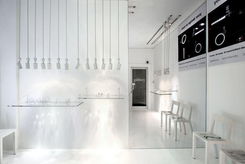 goldberry showroom