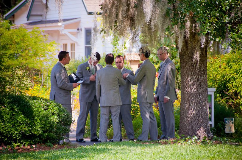 Harry P Leu Gardens Venue Orlando Fl Weddingwire