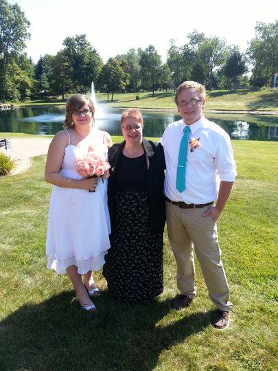 Wedding in Davison, MI