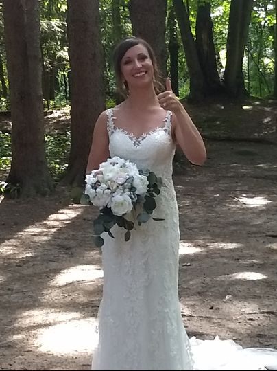 """Officially a """"Mrs."""""""