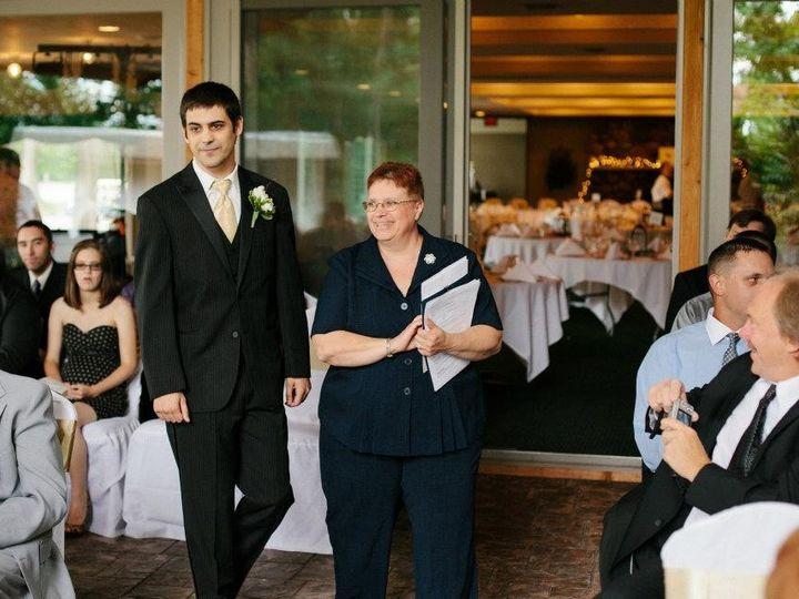 Tmx 1431908598358 Here Comes The Groom Porter 2012 Swartz Creek, MI wedding officiant