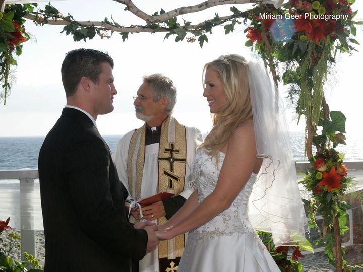 Tmx 1377486376285 Beach Wedding 2 Mics North Hills wedding dj