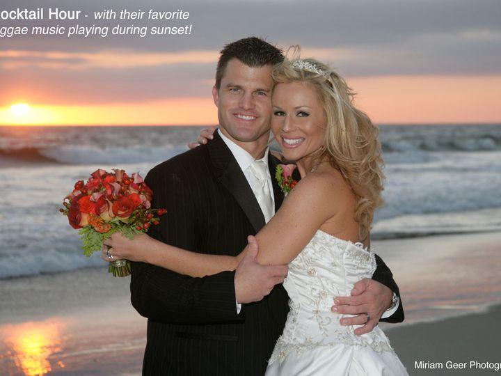 Tmx 1377487773491 Beach Sunset Cktls North Hills wedding dj