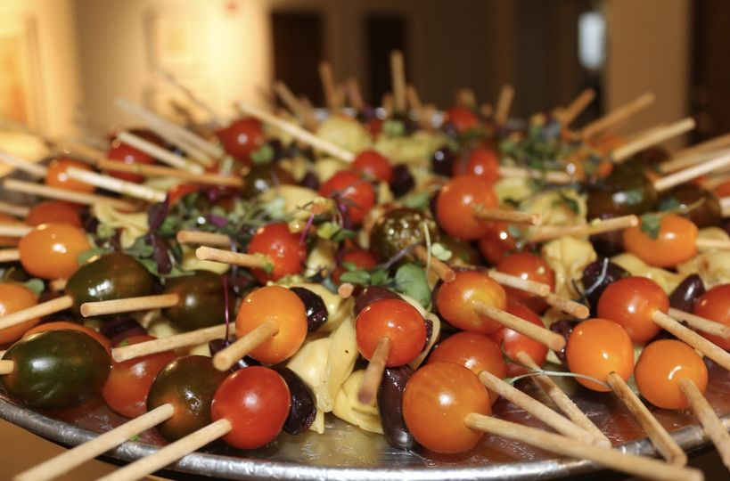 Warm Tomato & Tortellini