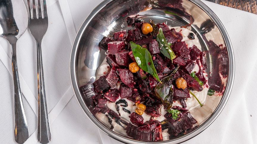 Spicy Beets