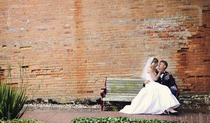 The wedding of Matt and Shawna