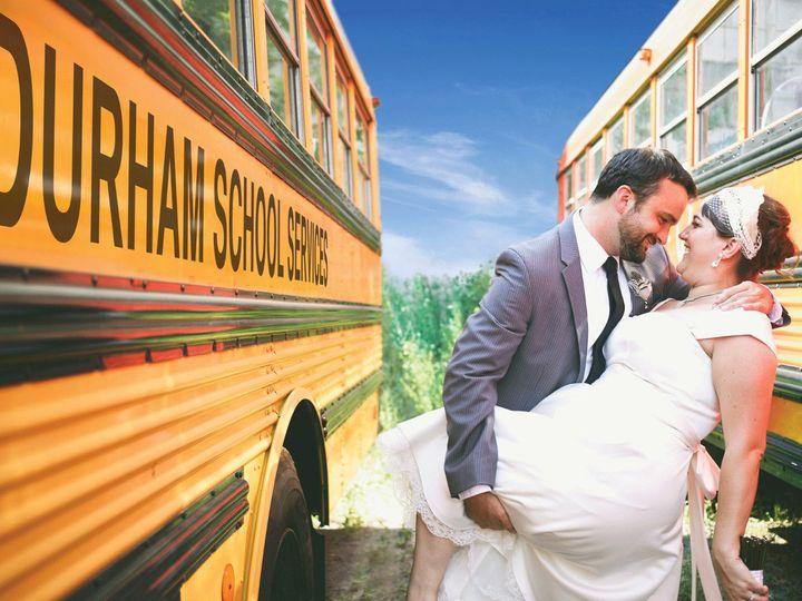Tmx 1352736925668 BusesandBrides2hk Durham wedding transportation