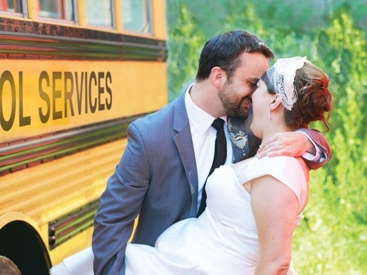 Tmx 1352736950562 BusesandBrides3hk Durham wedding transportation