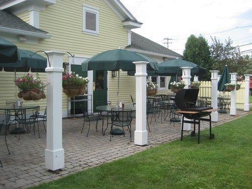 McArdle's Restaurant patio