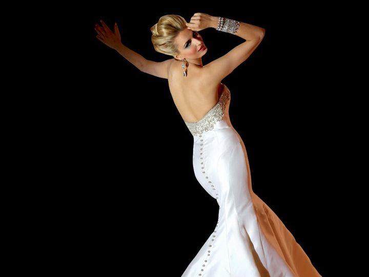 Tmx 1346783459815 VictorHarper2 Burnsville wedding dress
