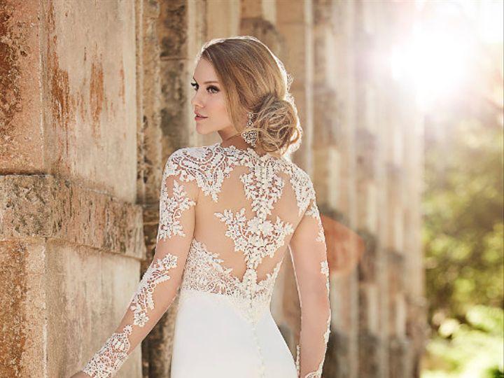 Tmx 1438019881851 690 Back 2 Burnsville wedding dress