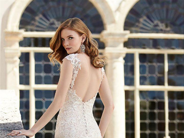 Tmx 1438019900921 694 Back Shot Ad Burnsville wedding dress