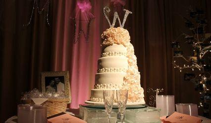 Bonnie Brunt Cakes