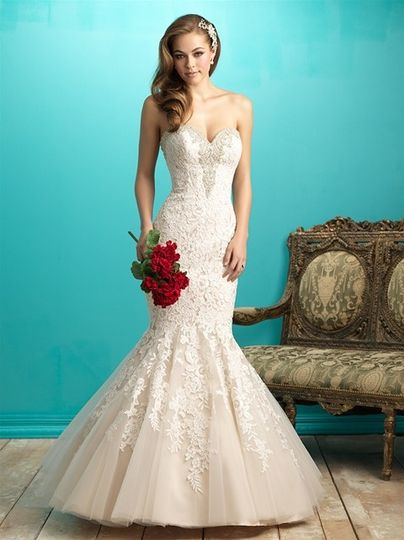 I Do I Do Wedding Gowns - Dress & Attire - Gaithersburg, MD ...