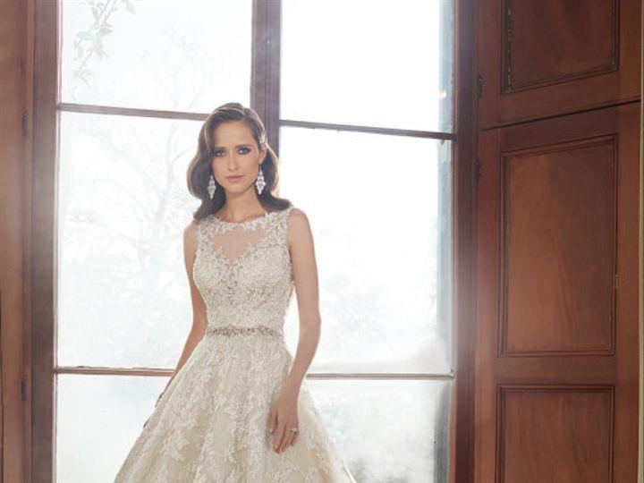 Tmx 1436797501778 Y21520weddingdress2016 510x680 Gaithersburg, District Of Columbia wedding dress