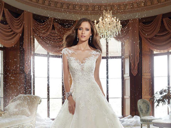 Tmx 1436797507273 Y21509weddingdress2016 510x680 Gaithersburg, District Of Columbia wedding dress