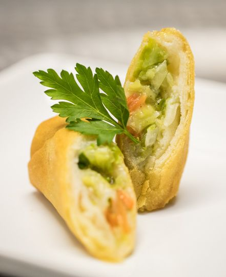 Vegetable Spring Roll