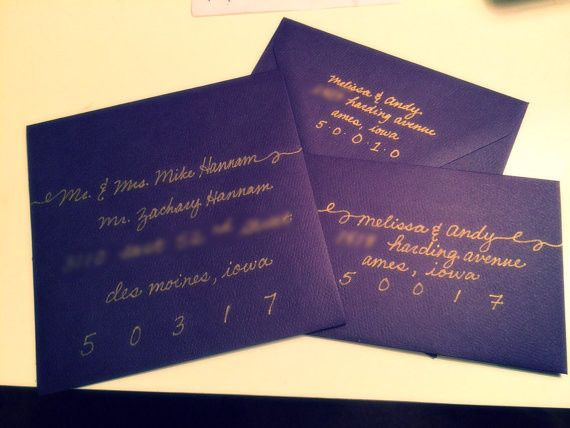 envelopes 5